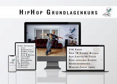 HipHop Grundlagen Videokurs